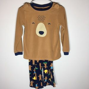 Carters Teddy Bear PJs